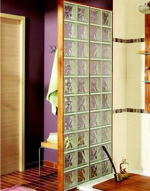 5 astuces d co pour diviser une pi ce briques de verre marena de lapeyre la maison. Black Bedroom Furniture Sets. Home Design Ideas