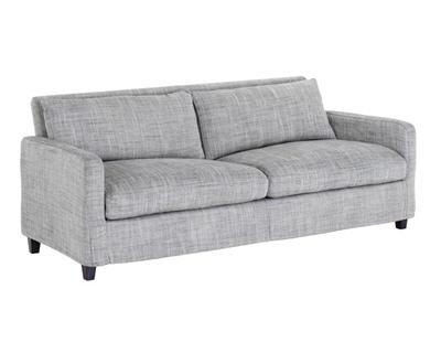 10 meubles et accessoires déco gris : canapé \