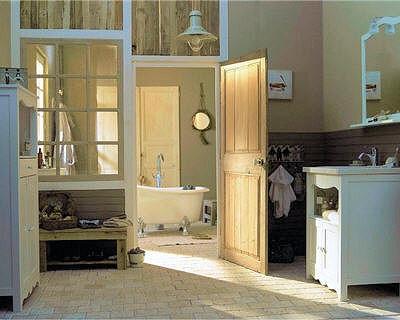 20 belles salles de bains déco : \